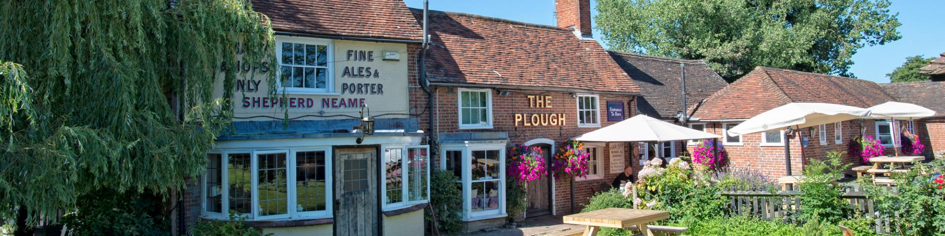 Plough, Upper Dicker